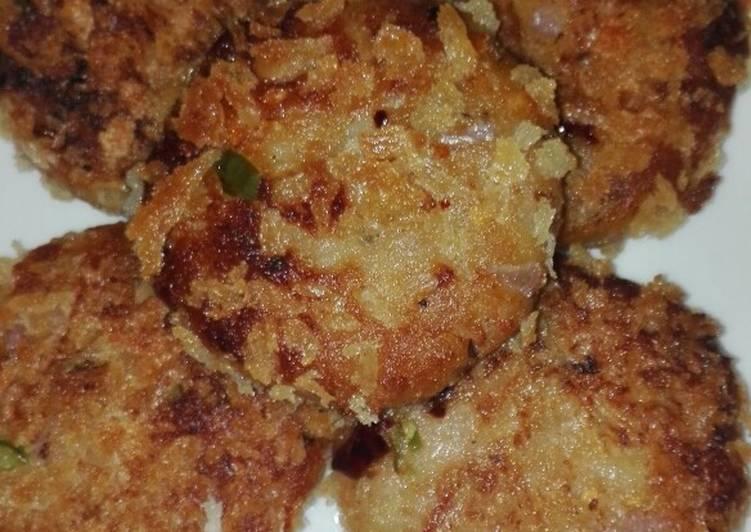 Chatpaty Potato Kabab