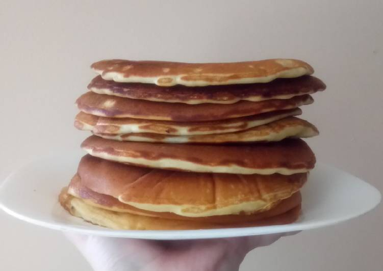 Easiest Way to Prepare Super Quick Homemade Canadian Pancakes 🥞