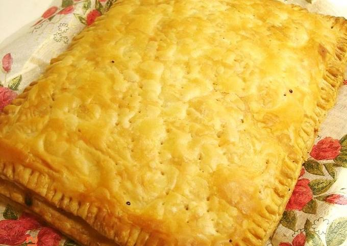 How to Cook Appetizing Easy Apple Pie