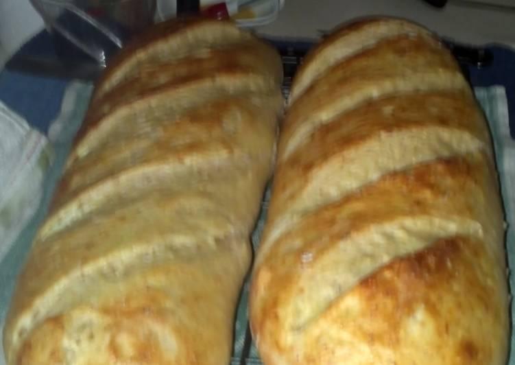 Crusty French Bread/Rolls
