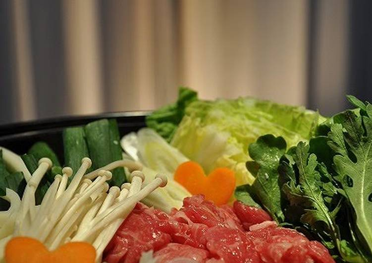 Step-by-Step Guide to Make Perfect Sukiyaki and Warishita (Sukiyaki Sauce)