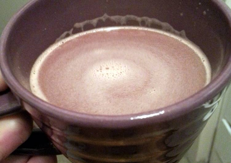 Simple Yummy Hot Chocolate