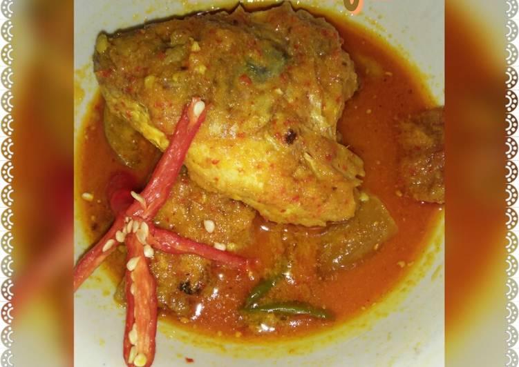 Resep Gulai ikan nila (manis asam belimbing wuluh) yang Enak Banget