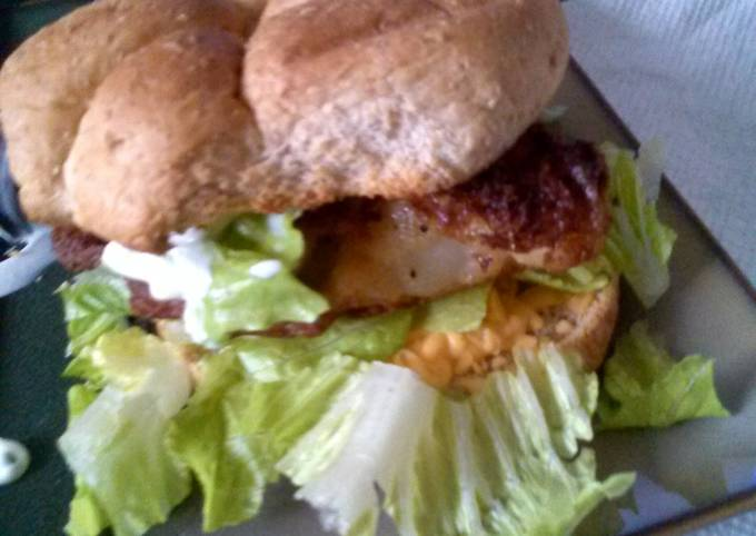 Beer Batterered Fish Sandwiches