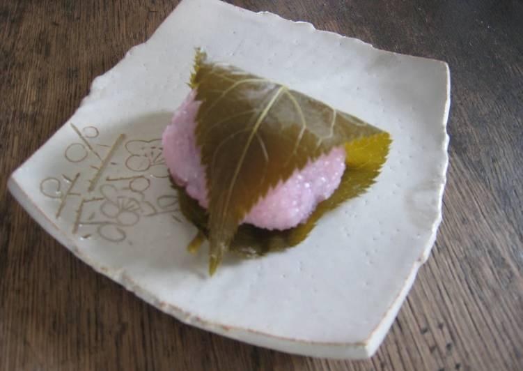 Steps to Make Award-winning Classic Sakura Mochi (With Domyoji-ko)