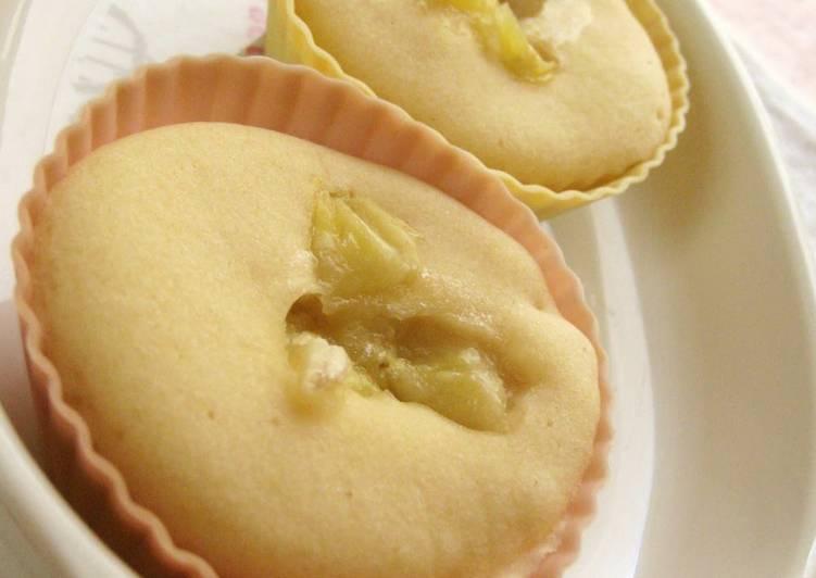 Microwave Steamed Rice Flour Bread