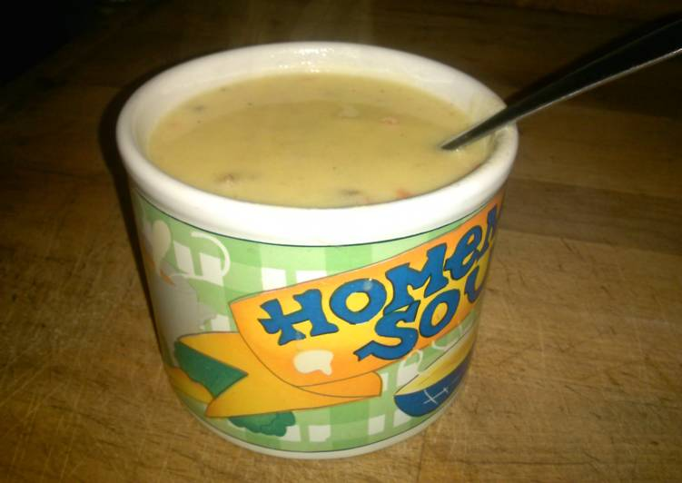 Best Potato Soup Ever