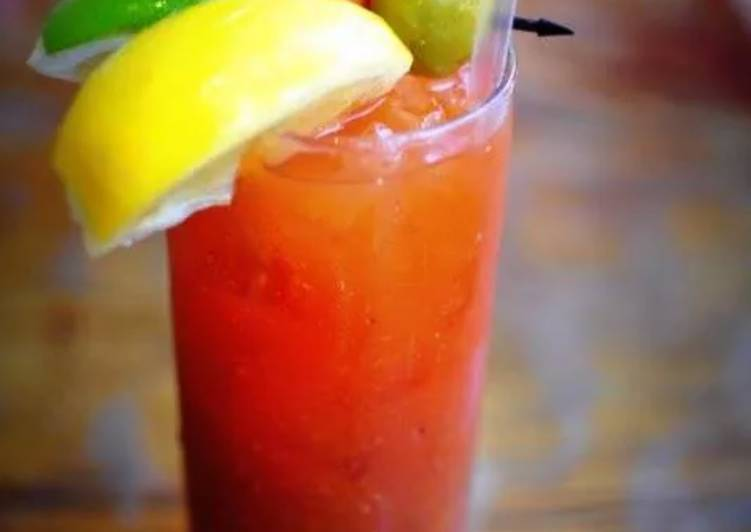 Tequila Bloody Maria