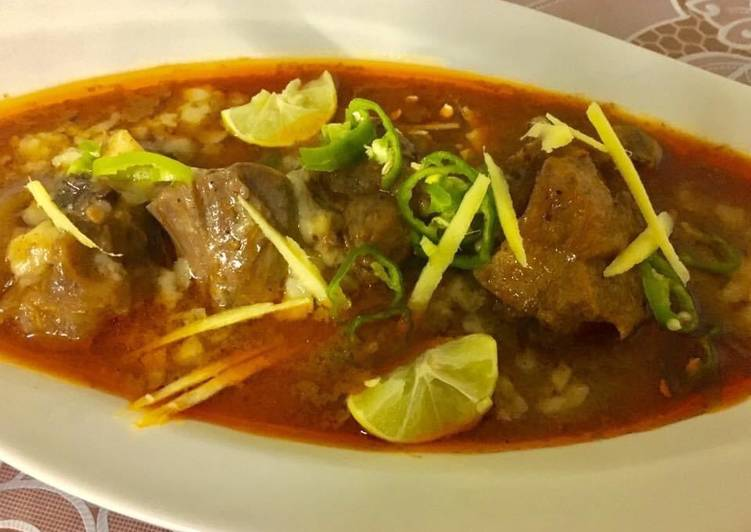 How to Prepare Yummy Beef Nihari with Homemade Masala