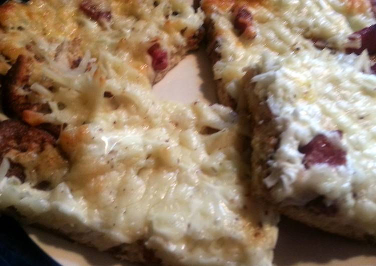 Recipe of Homemade French Toast Breakfast Pizza