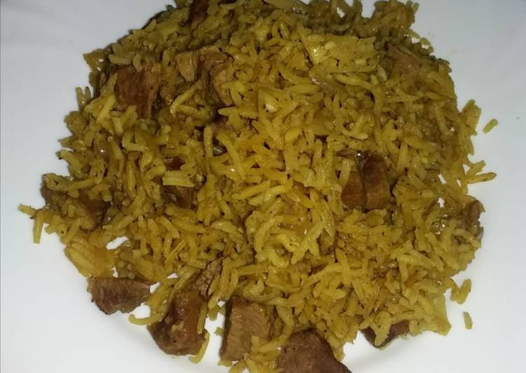 The Best Soft and Chewy Dinner Easy Winter Goat pilau