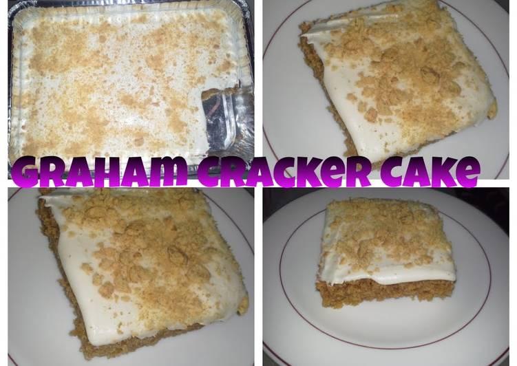 Simple Way to Prepare Ultimate Moist Graham Cracker Cake