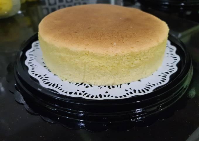 Japanese cheesecake EKONOMIS