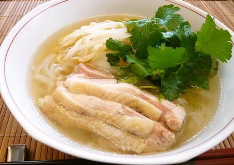 Delicious Vietnamese Cuisine: Pho