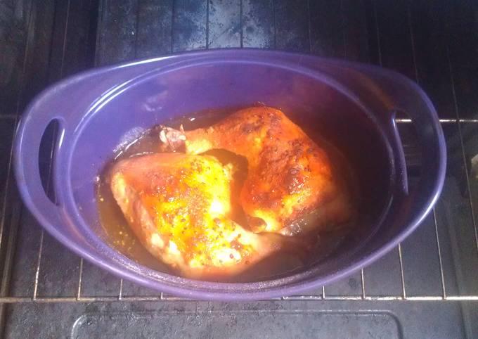 Brown Sugar Garlic Chicken Breast