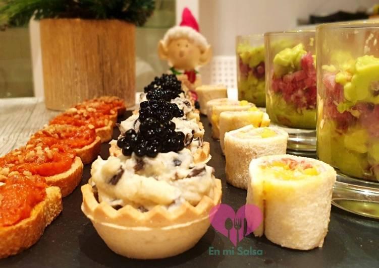 4 Entrantes O Aperitivos Para Navidad Muy Fáciles Y Rápidos