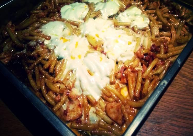 Recipe of Homemade Easy barbeque macaroni