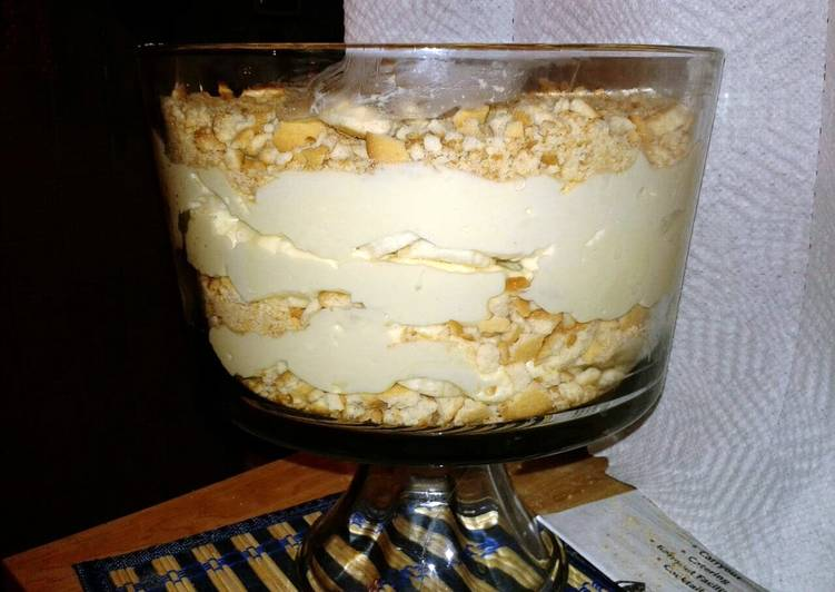 Sheree's Banana Pudding with Cream Cheese