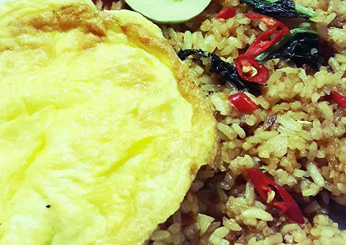 Recipe of Delicious Chicken fried rice
