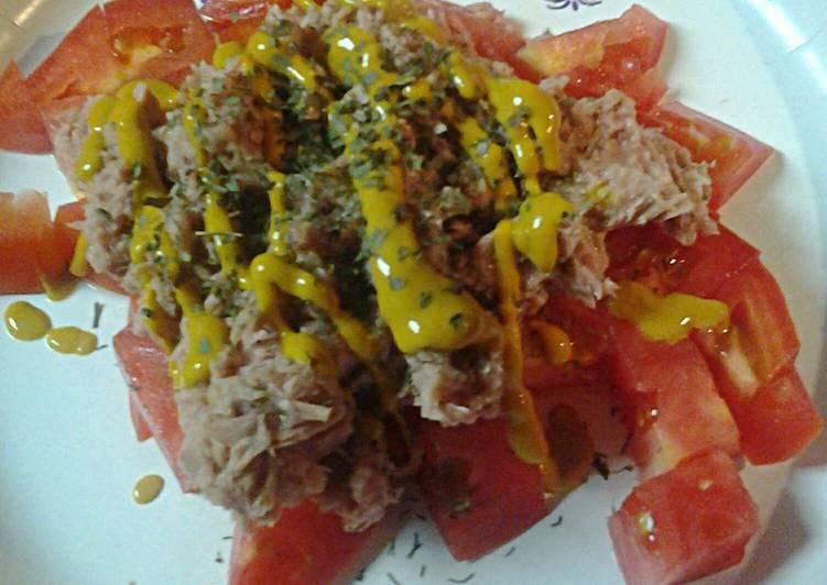 Tuna and Tomatoes
