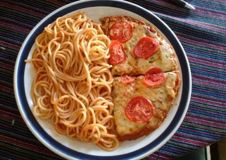 Pizza de carne!!! a la sartén!!😱😱😱😘😘😘