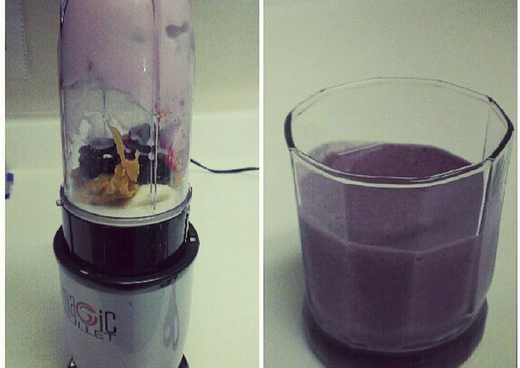 How to Prepare Yummy Bay's JumpStart Smoothie