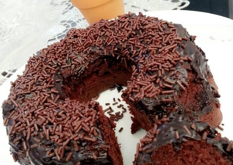 Cara Menyiapkan Brownies coklat super irit Kekinian