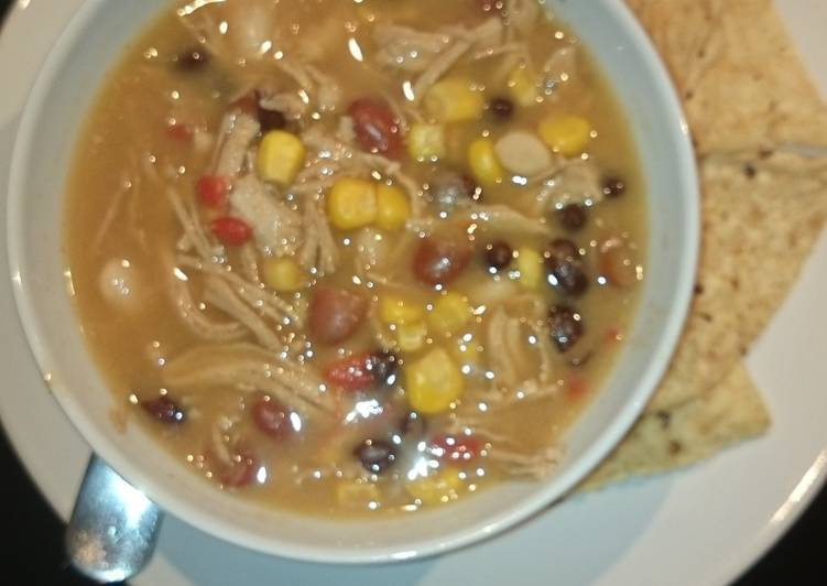 Easiest Way to Cook Tasty White Chicken Chili