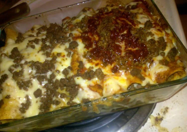 How to Prepare Ultimate Enchiladas