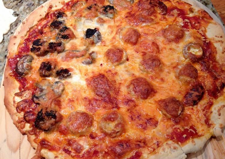 Fresh, Easy, Great Tasting Italian Pizza