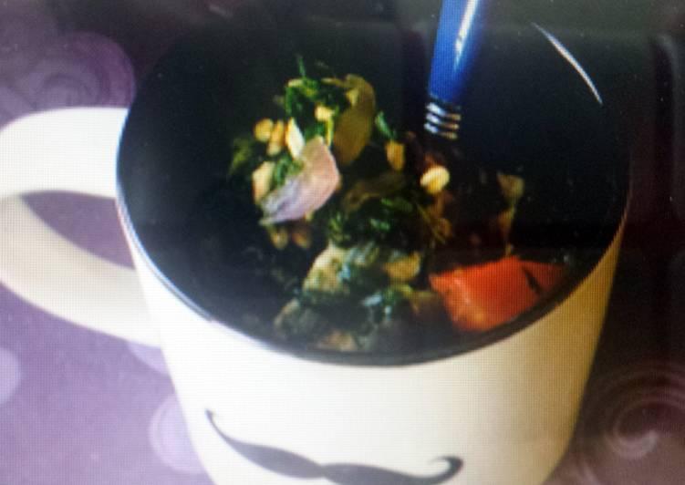 Kudzu Chicken Fargo Soup, Choosing Healthy Fast Food