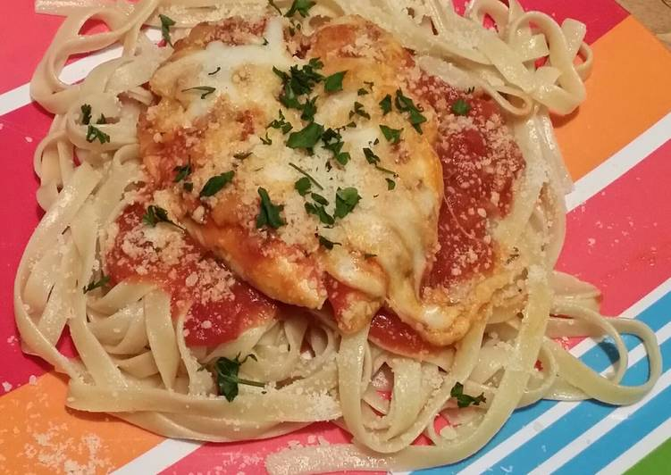 How to Cook Perfect Chicken Parmesan
