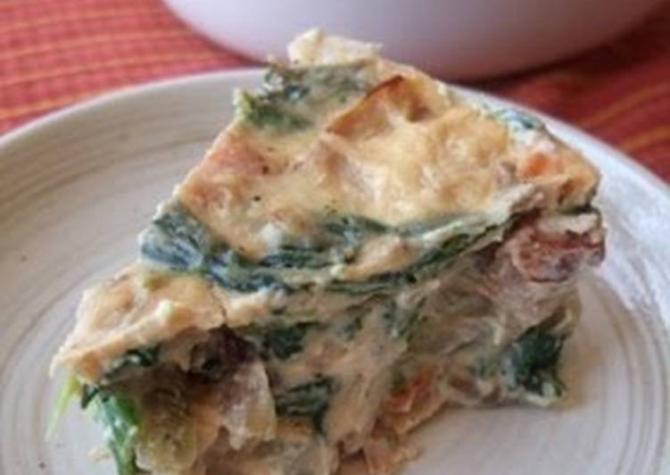 Crustless Quiche With Lots of Vegetables, Coconut Oil Is Actually A Great Product And Can In Addition Be Advantageous For Your Health