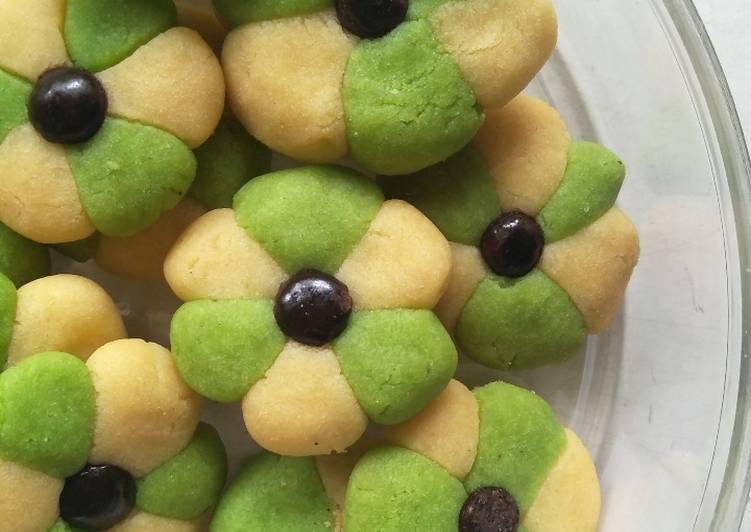 Cookies Bunga