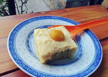 How to Cook Tasty SunnySide Up Egg Cake