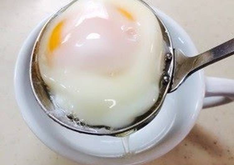 ☆ Easy Poached Eggs in the Microwave ☆