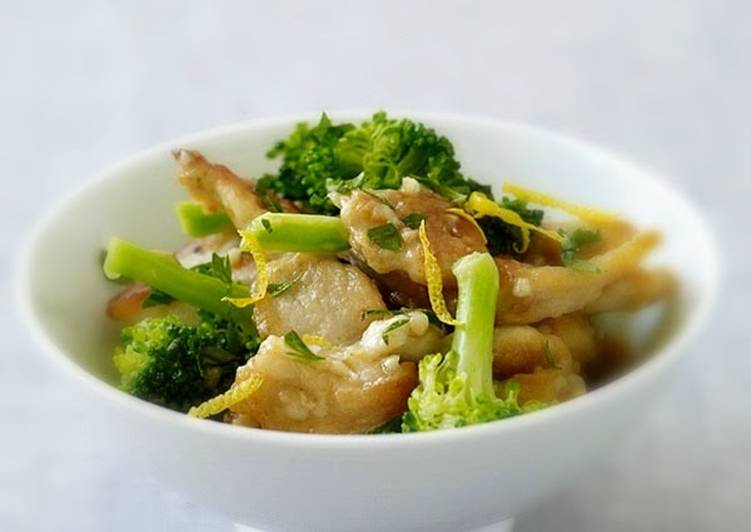 Believing These 10 Myths About Lemon Chicken With Broccoli