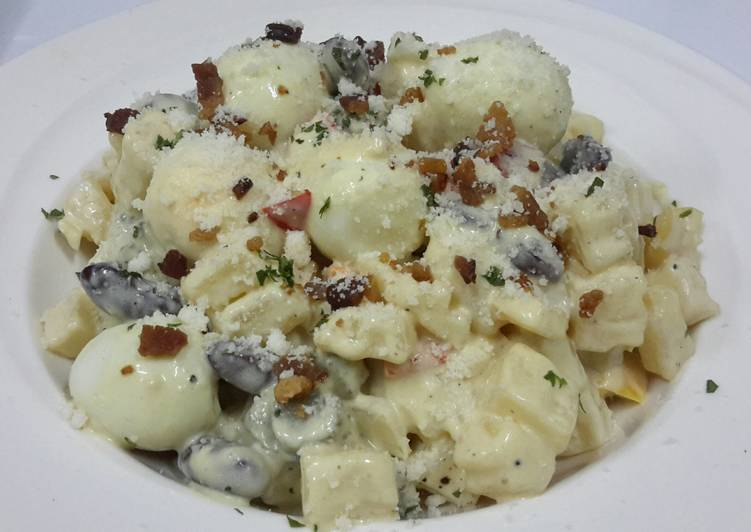 Kanya's Potato salad