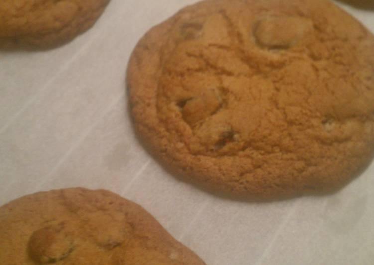 Recipe: Delicious Double Cherry Chocolate Chip Cookies