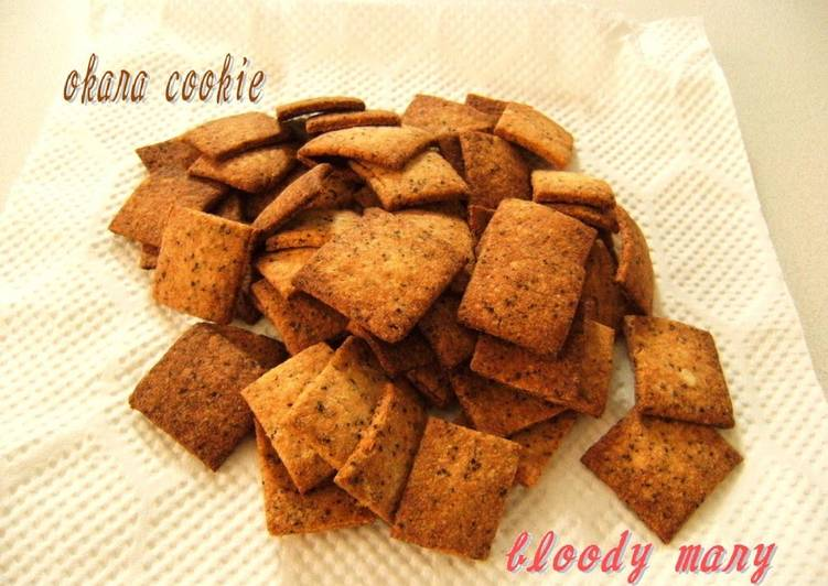 Deciding On The Best Foods Can Help You Stay Fit As Well As Healthy Crispy Okara Cookies