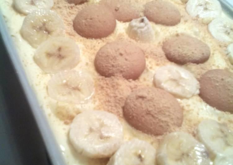 lori`s banging banana pudding!