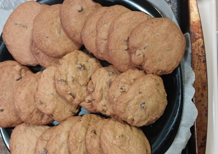 Recipe: Delicious Chocolate Chips Cookies