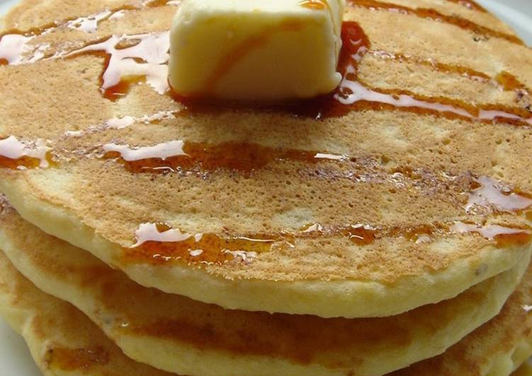 Quick, Easy, Delicious Okara Pancakes - Laurie G Edwards