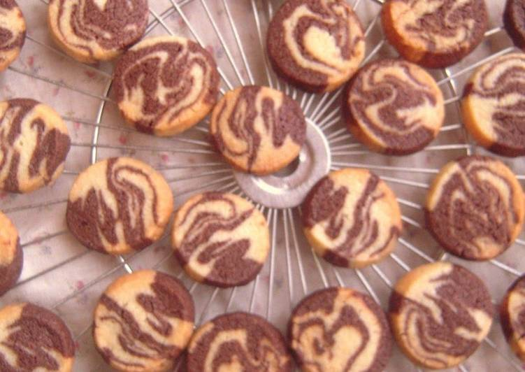 Easiest Way to Prepare Quick Sublime Marble Cookies