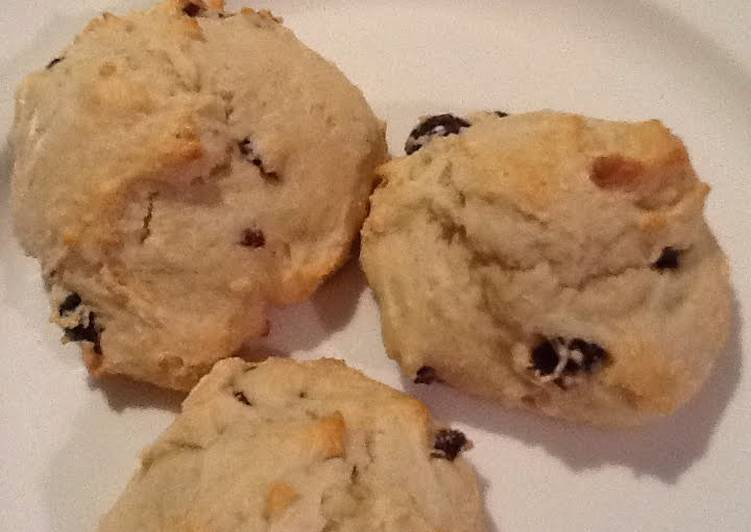Recipe of Any-night-of-the-week Blueberry Scones With Lemon Zest