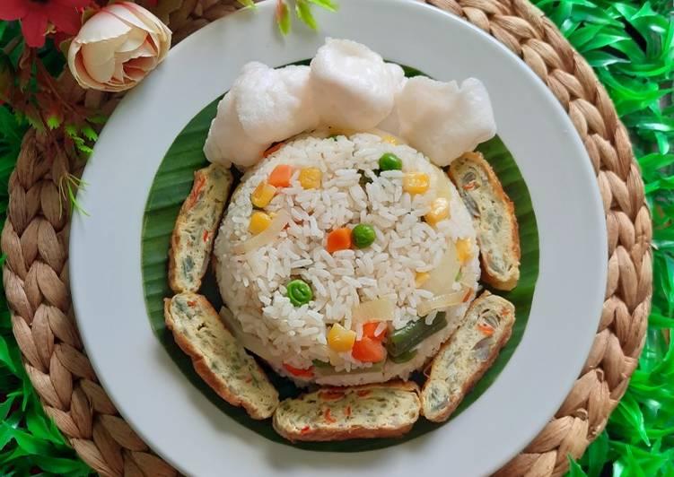 Nasi Goreng Vege