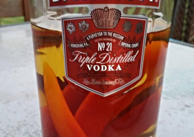 Pepper Pot Vodka