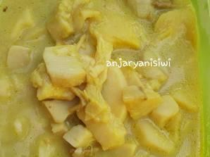 Resep Gudeg Manggar Oleh Anjaryani Siwi Cookpad