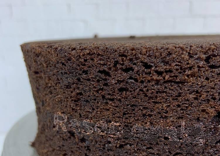 Brownies kukus *wajib recook, krn simple & enak