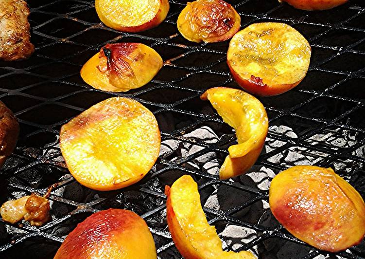 4th of July peaches